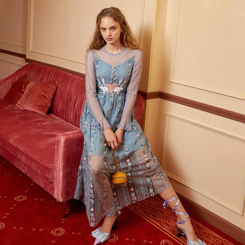 2021年新款女装连衣裙排行榜