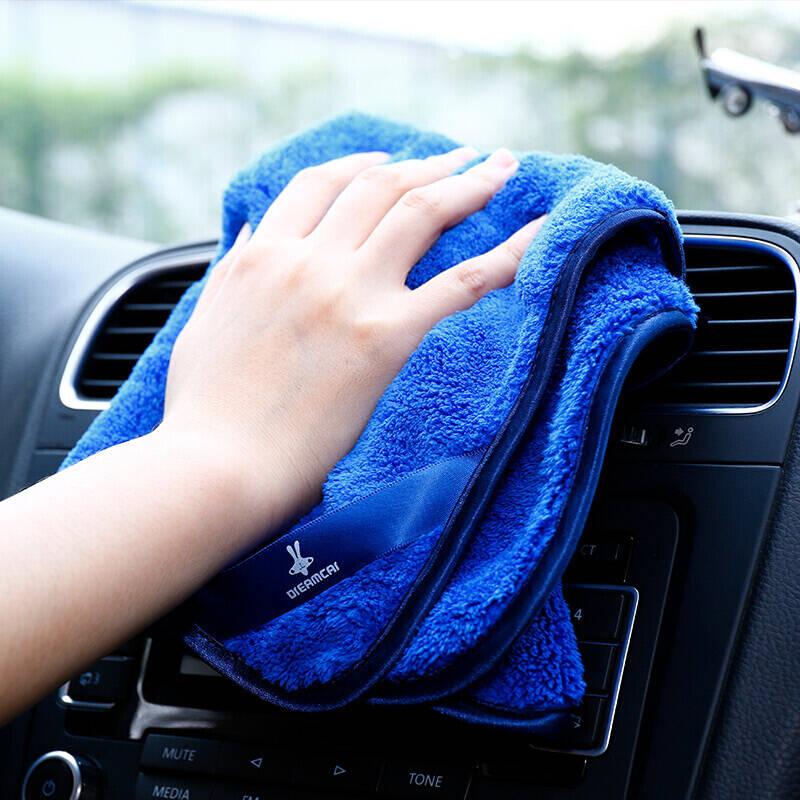 十款适合洗车用的吸水毛巾推荐