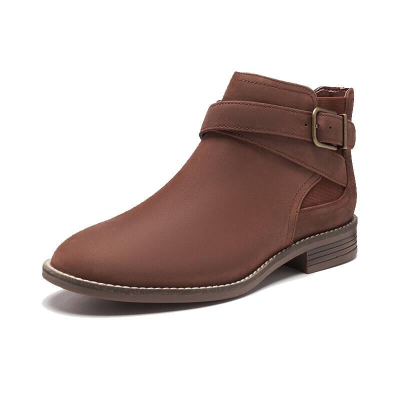 鞋底防滑行走更舒适的靴子排行榜