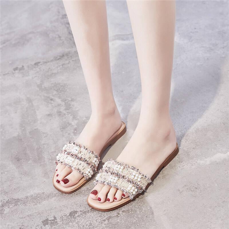 2021女士漂亮凉拖鞋排行榜