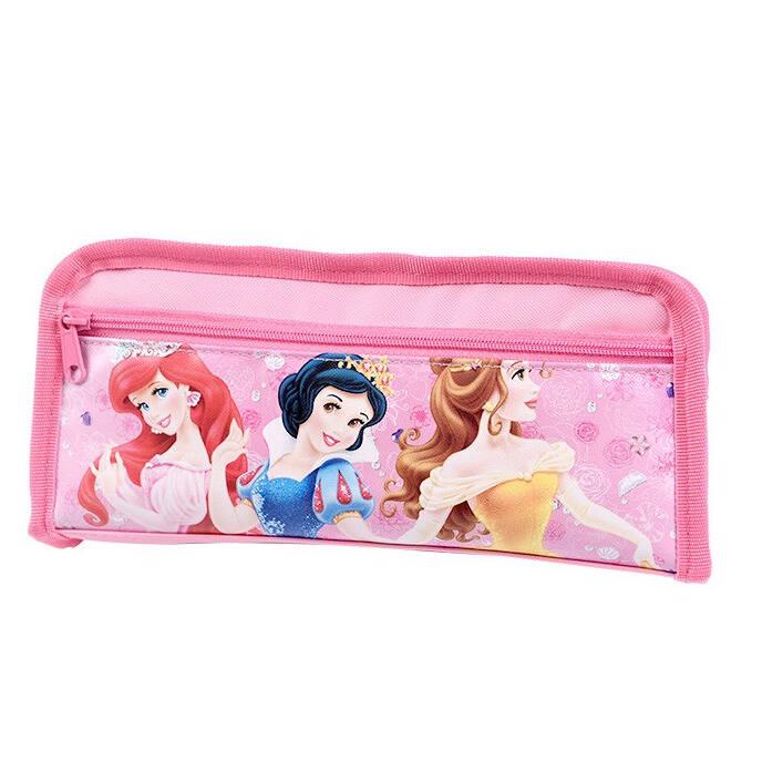 迪士尼 大容量迪士尼公主笔袋