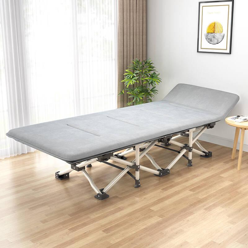 瑞仕达 简易碳钢折叠床