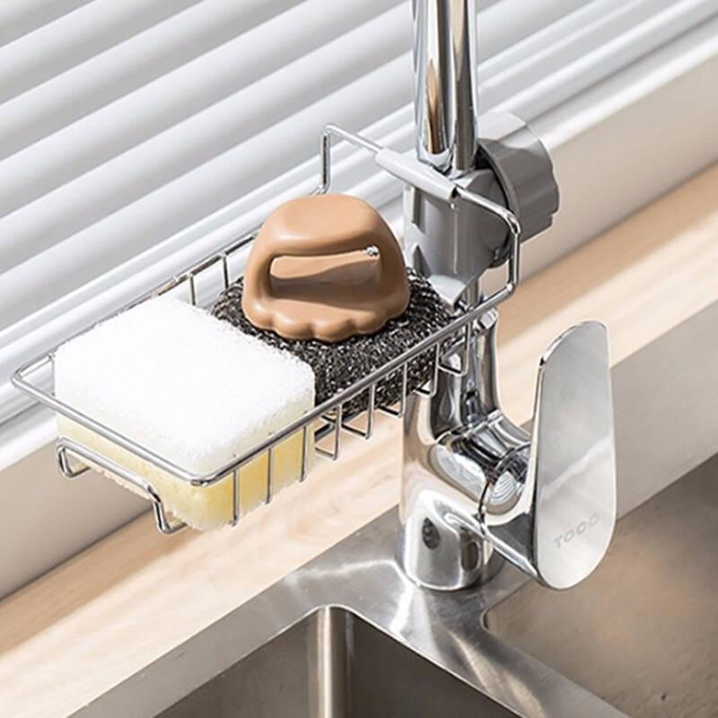 2021厨房水龙头沥水架推荐