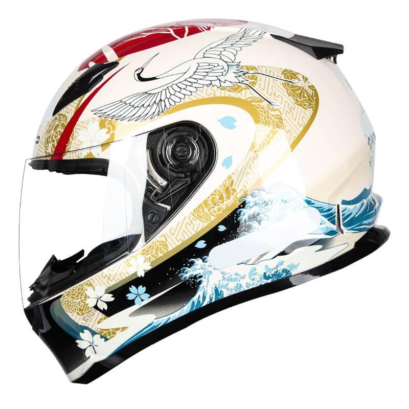 500左右摩托车头盔推荐榜top10
