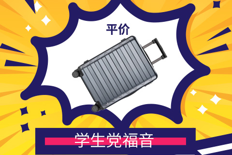 2021十大适合学生的平价行李箱